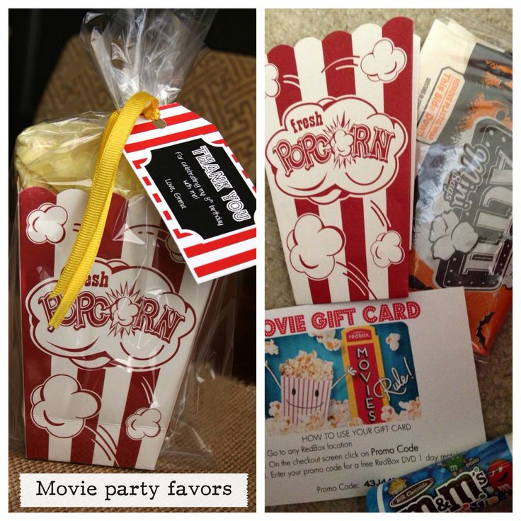 Party box coupons