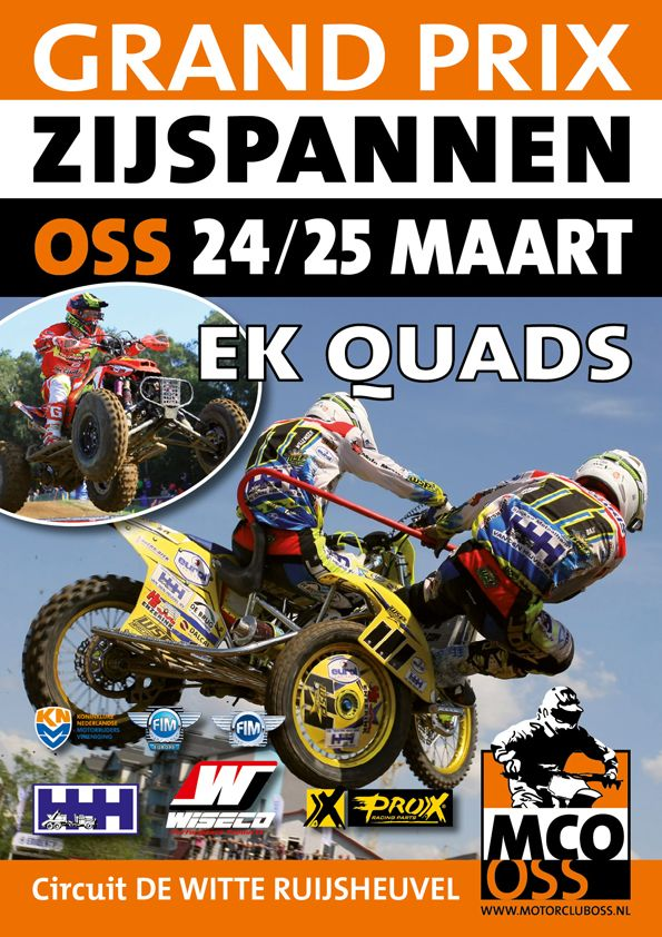 GP1 Oss, NL