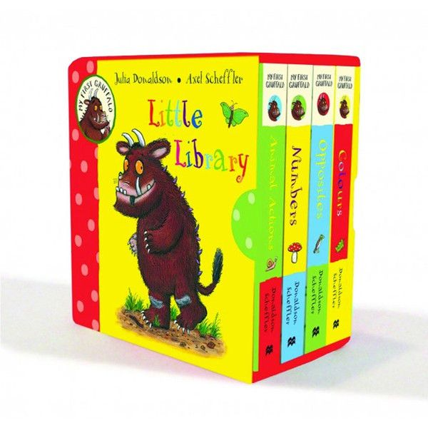More in the exciting Gruffalo baby and toddler series from the best-selling Julia Donaldson and Axel Scheffler, featuring all your favourite characters from the