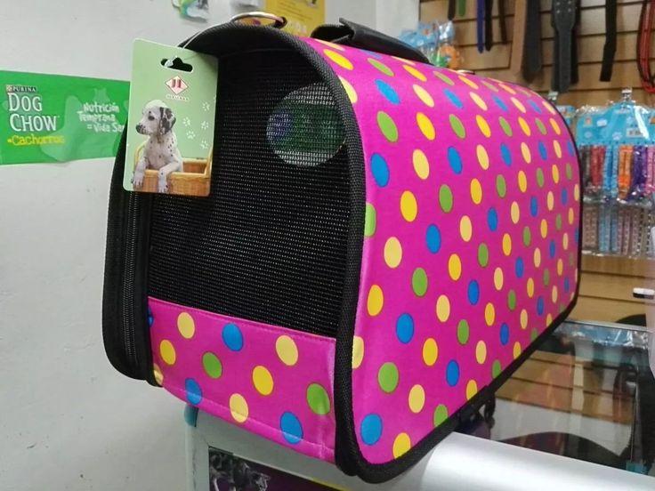 Guacal, Maleta Para Mascota. - $ 50.000 en Mercado Libre