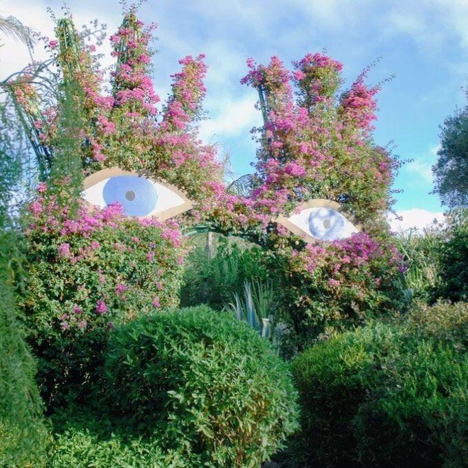 Anima Garten In Marrakesch Field Golf Courses