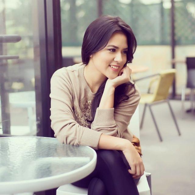 wanita tercantik di indonesia raisa