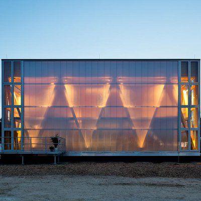 Cubity, une résidence universitaire innovante à énergie positive