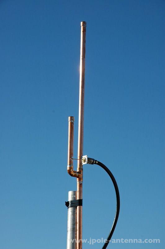 Gmrs Uhf J Pole Antenna Radio Pinterest Radios