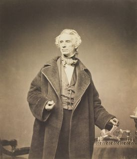 "Samuel Finley Breese Morse (April 27, 1791 – April 2, 1872) was a co-developer of the Morse code, and helped to develop the commercial use of telegraphy.In the 1850s, Morse became well known as a defender of slavery, considering it to be sanctioned by God.  In his treatise ""An Argument on the Ethical Position of Slavery,"" he wrote:  My creed on the subject of slavery is short. Slavery per se is not sin. It is a social condition ordained from the beginning of the world for the wisest…"