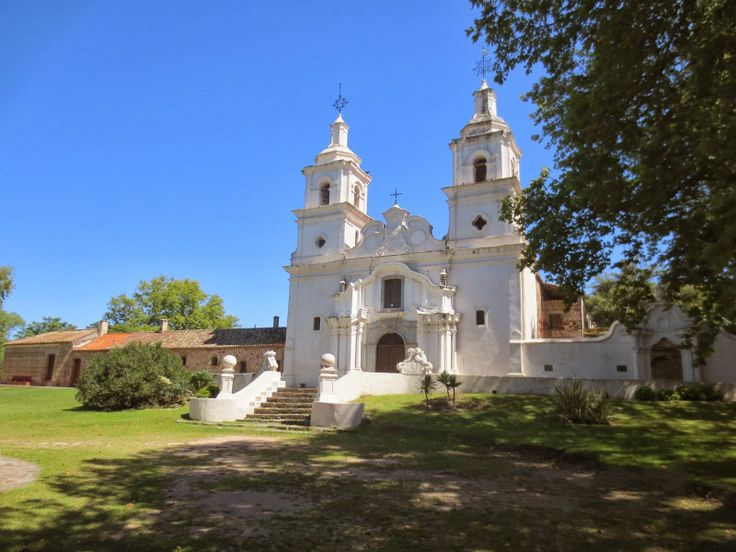 The Travelling Lindfields: Santa Catalina, Marcello and the Jesuits.