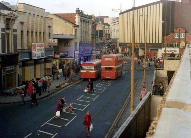 Barnsley back in the 70's.