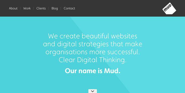Flat design examples: 15+ innovative flat design websites   Webdesigner Depot