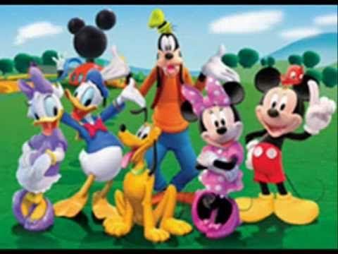 ツ La casa de Mickey Mouse ♫ en español capitulos completos ♫ Minnie Caperucita Roja Part 1 - YouTube