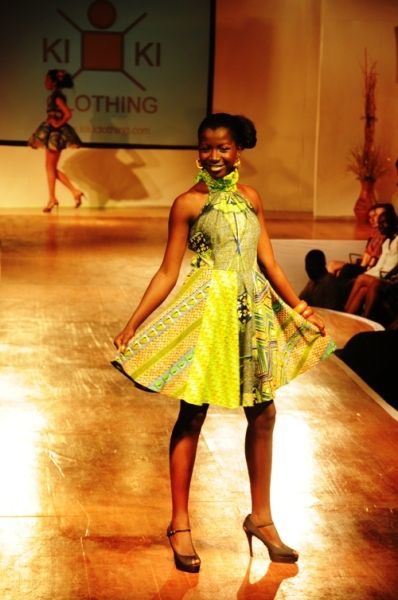 Ghana Fashion Week 2009