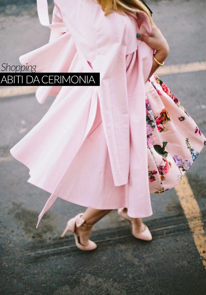 10 abiti da cerimonia nei colori pastello