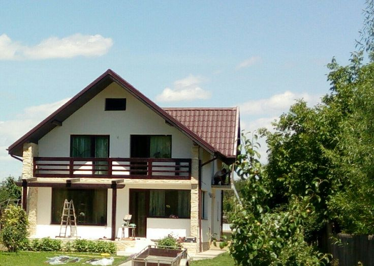 Terasa si balustrada Dragan