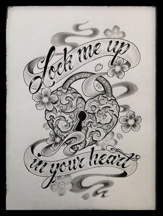 key and heart drawings - Google Search