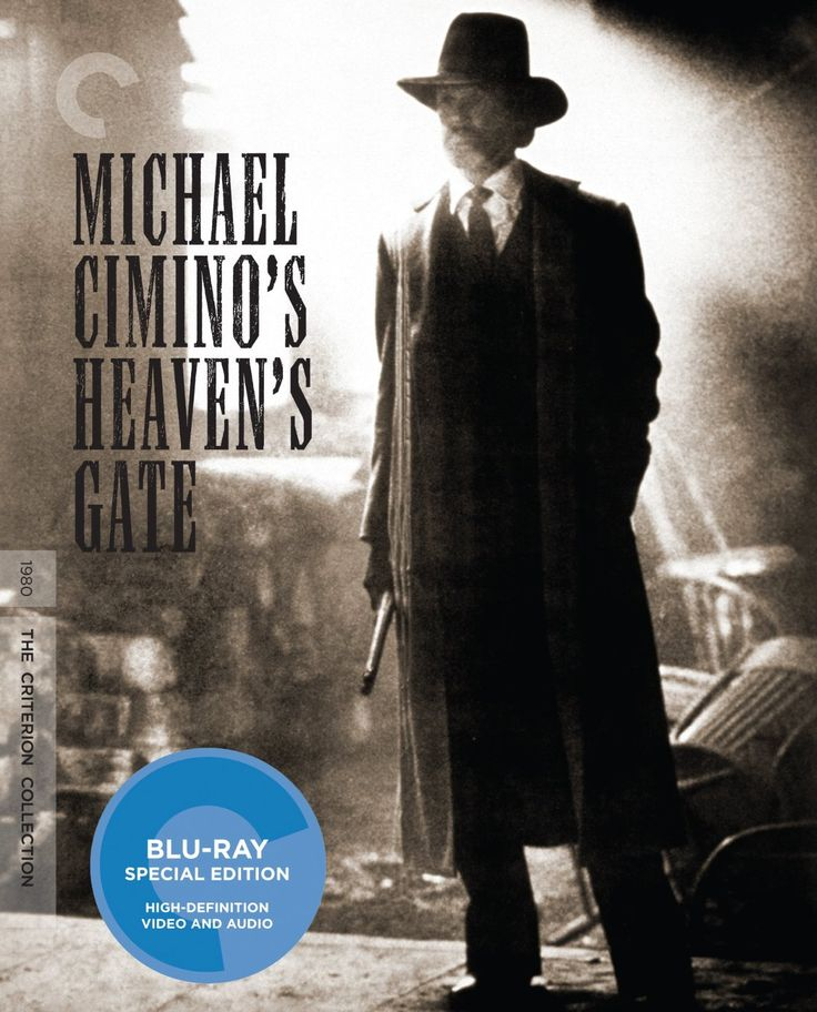 Heaven's Gate (1980) ($30.99) http://www.amazon.com/exec/obidos/ASIN/B008Y5OWMK/hpb2-20/ASIN/B008Y5OWMK The movie either doesn't explain these things or does so in such vague ways that you will miss them. - One of the best things about Heaven's Gate is the way it gives Walken's character so much depth, allowing his inner contradictions and emotions to gradually emerge. - Pointless scenes and almost every scene is at least a few minutes too long.