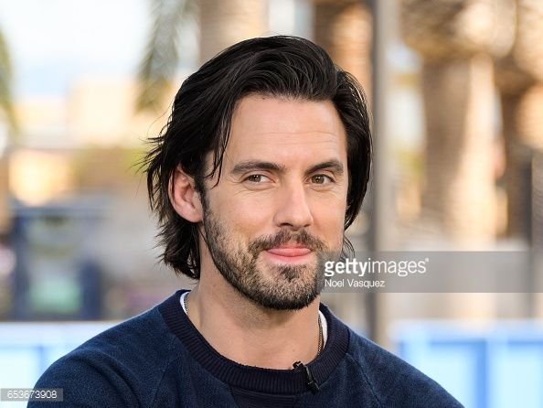 News Photo : Milo Ventimiglia visits 'Extra' at Universal...