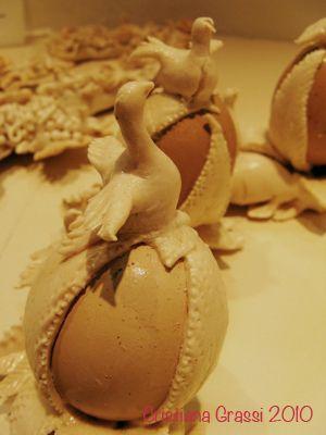 Sardinia bread.