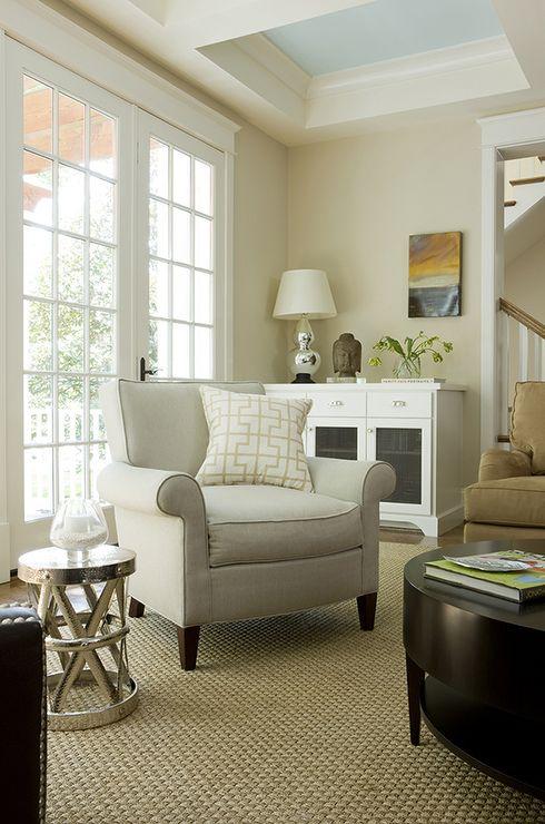 16 best benjamin moore bleeker beige images on pinterest - Beige paint colors for living room ...