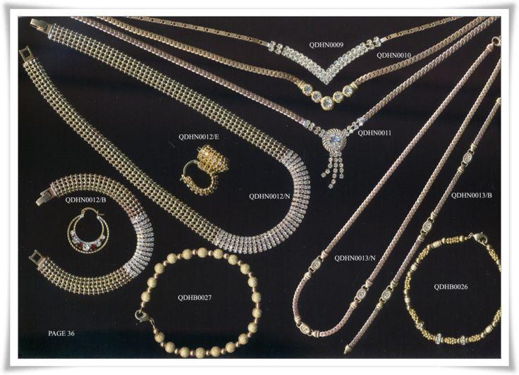 brass chain 36