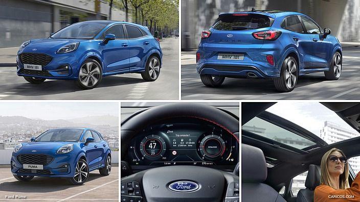 2020 Ford Puma Caricos Com Ford Puma Ford Puma