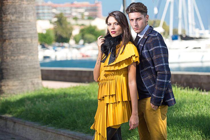 Calcagno Moda, che stile! - #abbigliamento #moda #look Magazine Parco Corolla