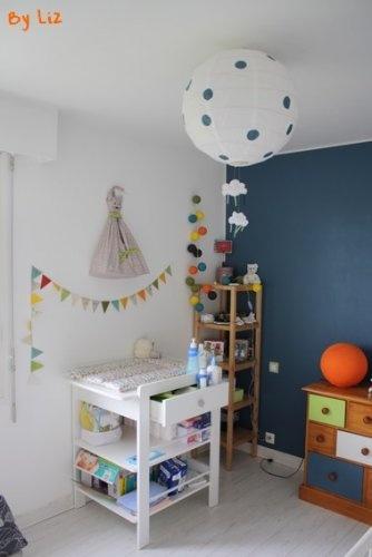 Déco chambre bébé - petit garçon