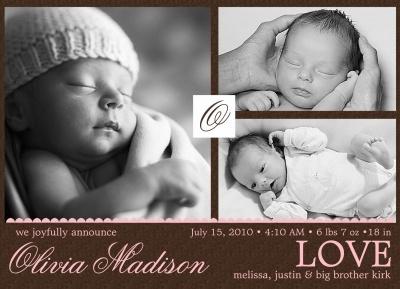 birth announcement: Bbaabyyy, Babies, Baby Announcements, Children, Birth Announcements, Births, Design
