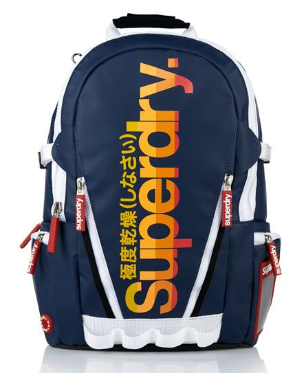 Superdry Sac à dos California Tarp