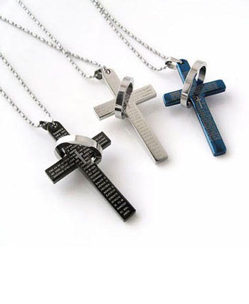 Fine Cross Necklace $9.90