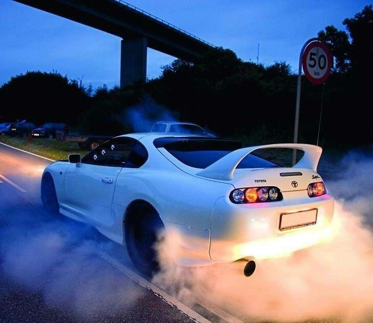 Throttlestomper: Toyota Supra[x]