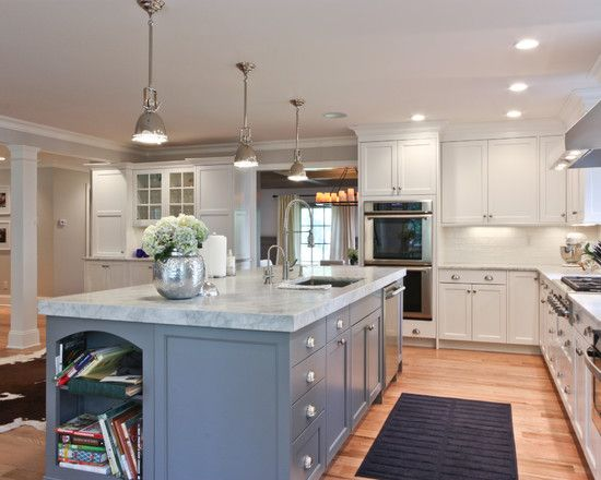 Kitchen Centre Island Design, Pictures, Remodel, Decor and Ideas - page 12