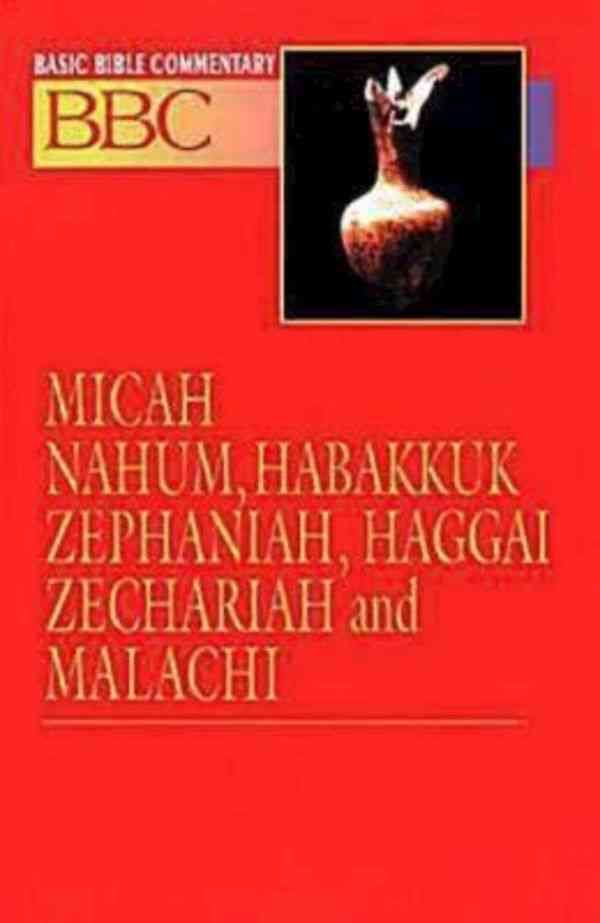 The 25 best bible commentary ideas on pinterest christian basic bible commentary micah through malachi fandeluxe Gallery