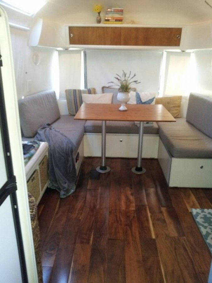 1973 airstream sovereign 31 california vintage campers - Airstream replacement interior panels ...