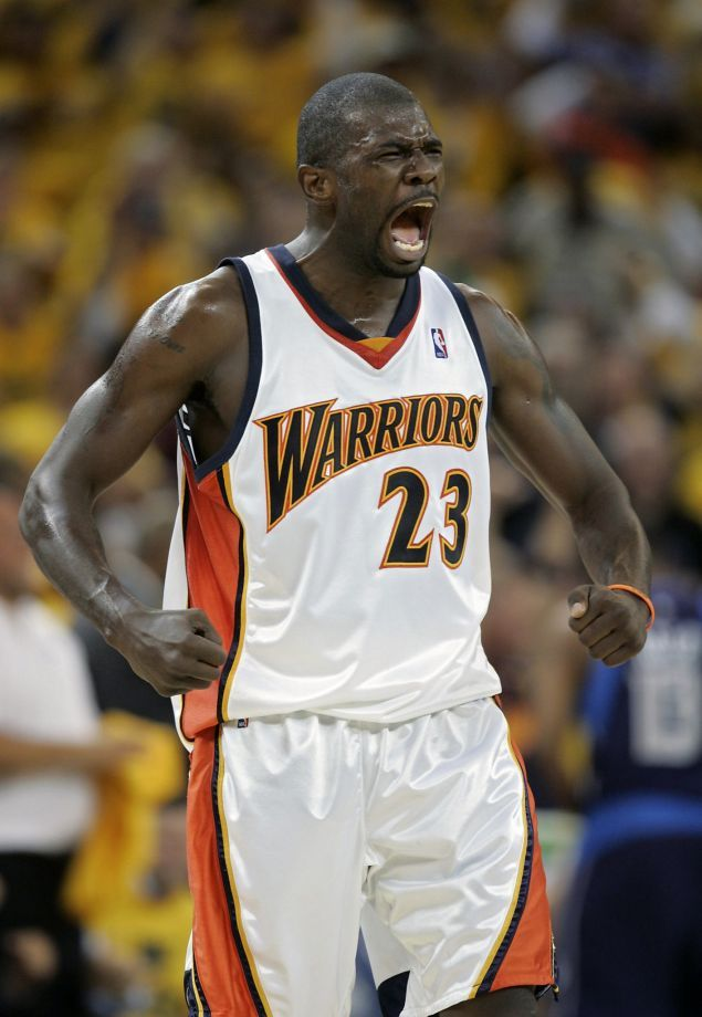 Ex-Warriors guard Jason Richardson to be honored Tuesday