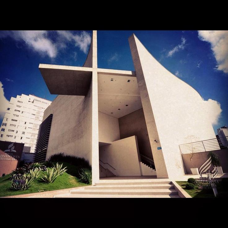 Igreja Adventista do Sétimo Dia Central de Curitiba | Adventist ...