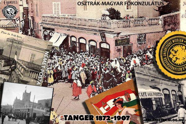 Az Osztrák-Magyar Monarchia tangeri konzulátusa.