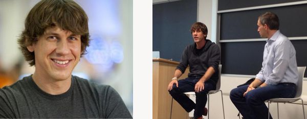 """As Foursquare CEO Dennis Crowley addressed a group of MBAs in the iLab last Wednesday, he singled out one individual in the crowd. The student, whom Crowley did not know, was proudly donning a signature black Google fleece. After a bit of playful jeering, Crowley changed his tone: """"But seriously, you're probably really smart, I'd love to talk"""