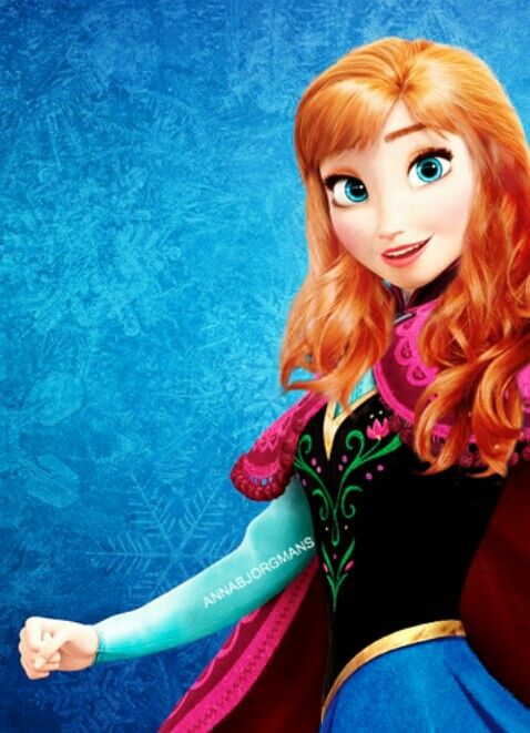 La reine des neiges la reine des neiges pinterest - Princesse anna reine des neiges ...