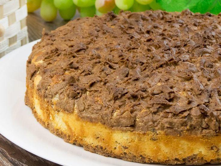 Prăjitură super delicioasă cu brânză și stafide – oaspeții vor fi încântați!