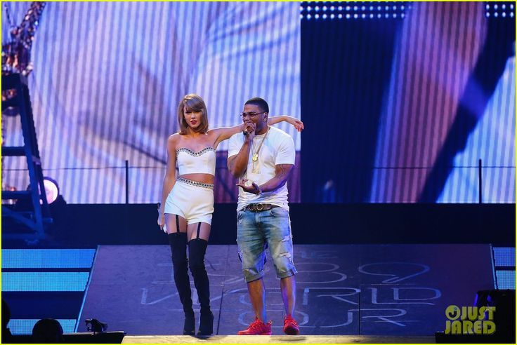 Taylor Swift Sings 'Hot in Herre' with Nelly & Haim! (Video)