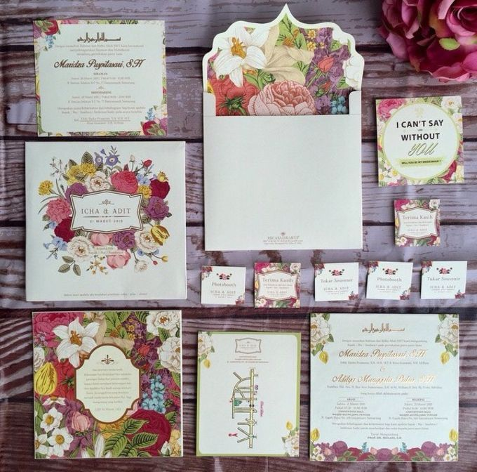 58 best wedding invitation images on pinterest bridal micasa jakarta by micasa jakarta 003 stopboris Choice Image