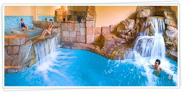Spa at Hotel Playacanaria, Puerto de La Cruz, Tenerife #Canarias http://www.playasenator.com/
