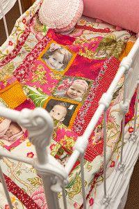 Creative Company   Photocraft: Memory blanket