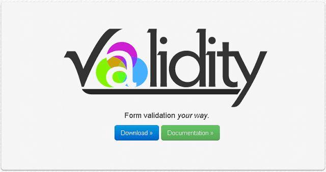 15+ Useful jQuery Validation Plugins