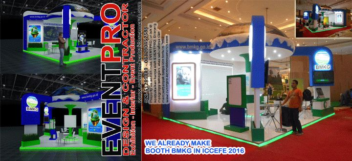 KONTRAKTOR PAMERAN | DESIGN AND BUILD | http://www.eventpro-kontraktorpameran.com