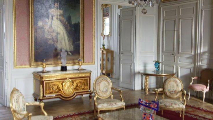 Salon, Chateau de Menars.