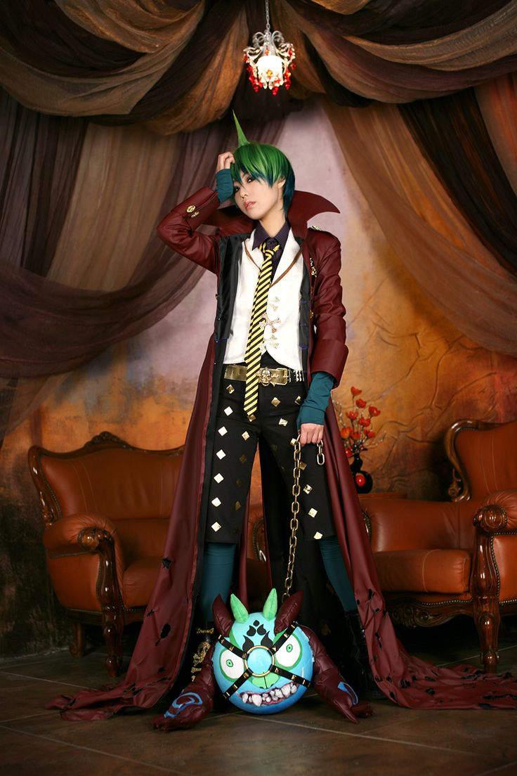 Amaimon | Ao no Exorcist #cosplay #anime #manga