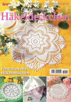 FREE DIAGRAMS ~ C ~ FOR SEVERAL DOILIES ~