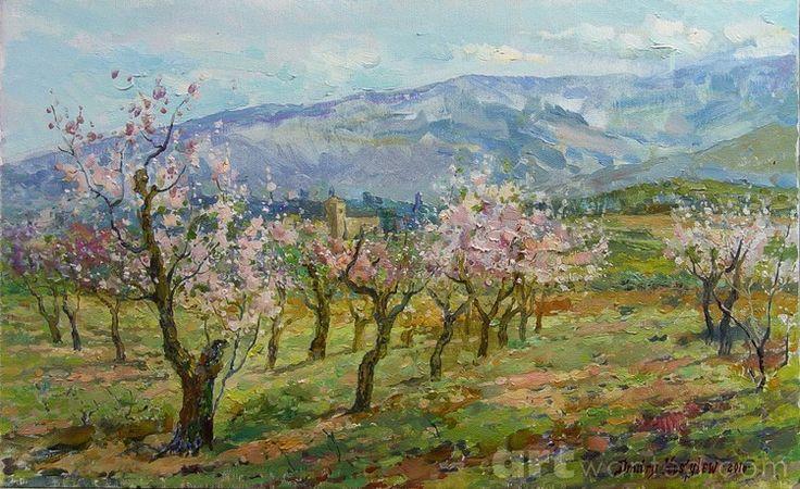 Spring in Milimanda by DMITRY KOSTYLEW | ArtWanted.com