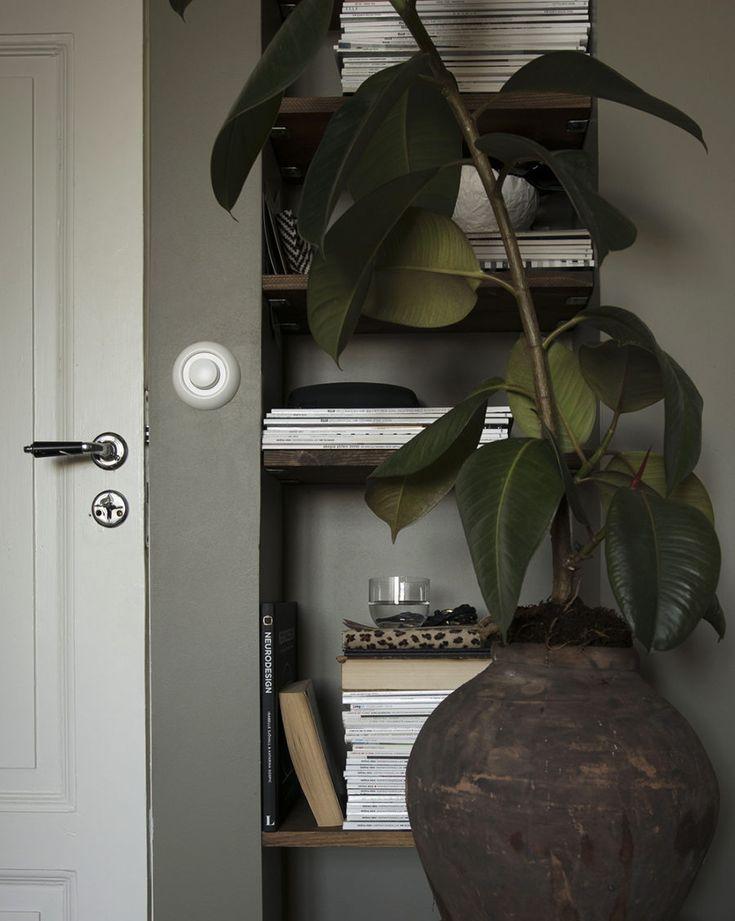 Inredningstips | Grönt i sovrummet