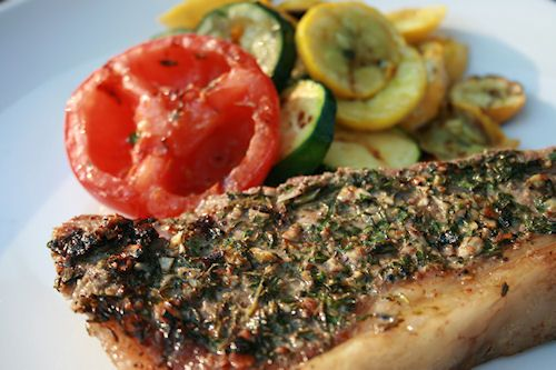 Herb Crusted Steak | Main Dishes | Pinterest